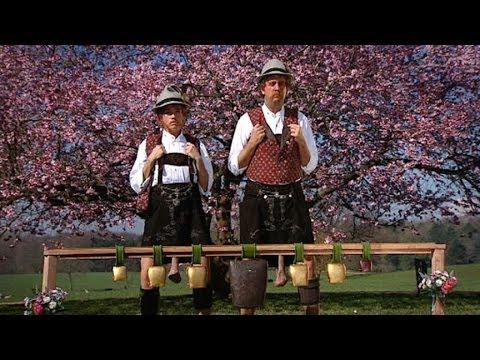Klötentaler-Bimmelbuben - Wolfgang und Anneliese