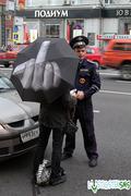 Worlds best Regenschirm